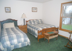 Forcey Guest House Bedroom 2