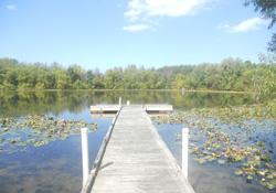 Dock at Sharing Meadows