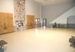 Hall at Sharing Meadows