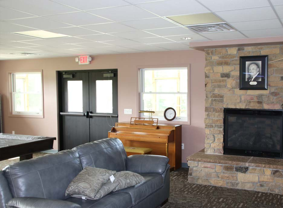 Senior Center Interior