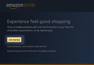 SHARE Amazon Smile